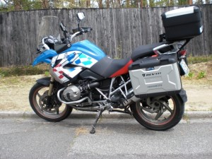 BMW R1200GS 2