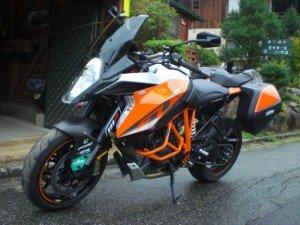 KTM super pvke GT